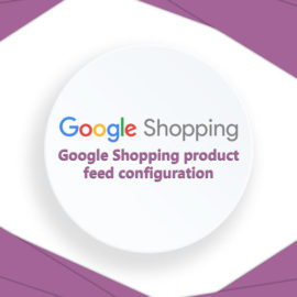Google Shopping feed WooCommerce
